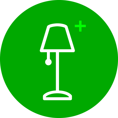icono iluminacion